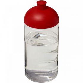 H2O Bop® 500 ml flaske med kuppel-lokk Rød