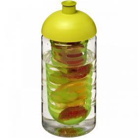 H2O Bop® 500 ml sportsflaske og infuser med kuppel-lokk Lime