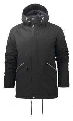 Rockingfield Winter Jacket Black