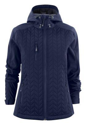 Myers Lady Softshell Jacket Navy