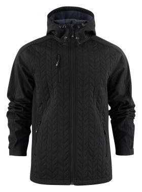 Myers Softshell Jacket Black