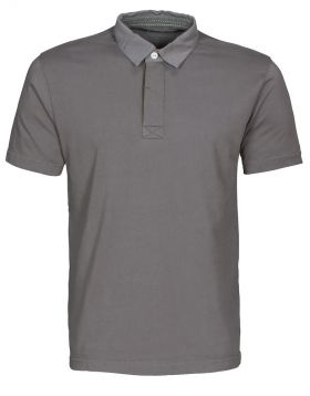 Amherst Collar T Faded Grey