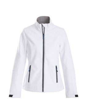 Trail Lady Softshell Jacket White