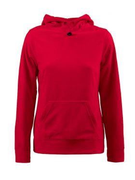 Switch Lady fleece hoodie