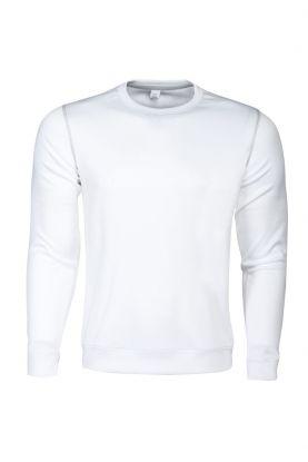 Marathon crewneck sweatshirt White