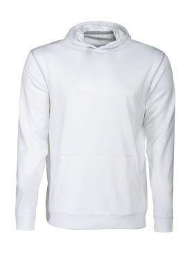 Pentathlon Junior hooded sweatshirt White