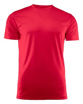 Run Junior active T-shirt Red