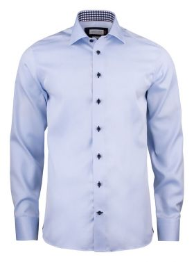 JH&F Red Bow 20 Slim Fit Sky Blue/Navy
