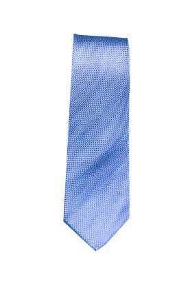 JH&F Tie Silk Oxford Light Blue