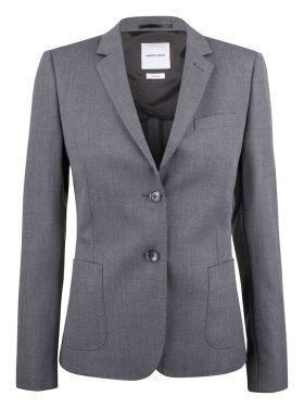 JH&F Club Blazer 30 Woman Grey Melange