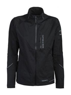 Lord Rain Jacket Ladies Black/Multi