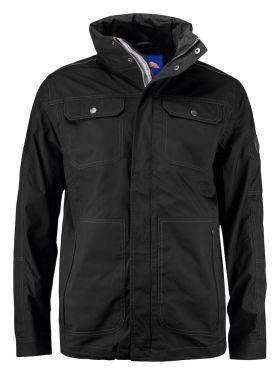 Clearwater Rain Jacket Men Black