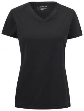 Manzanita T-shirt Ladies Black