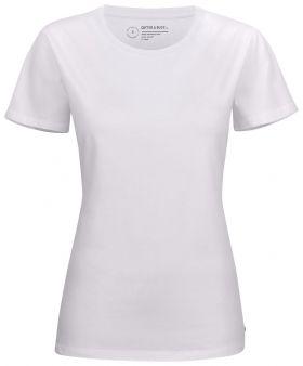 Manzanita Roundneck Ladies White