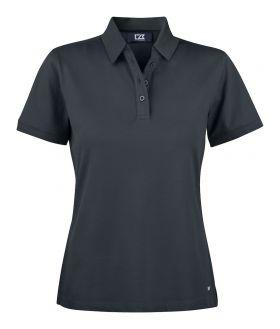 Oceanside Polo Ladies Black