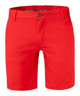 Bridgeport Shorts Men Red
