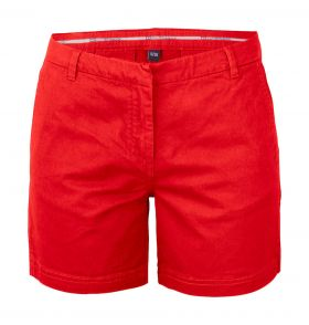 Bridgeport Shorts Ladies Red