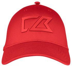 Gamble Sands Cap Junior Red Print