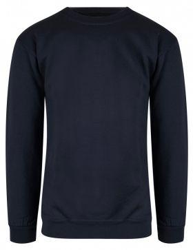 Classic sweatshirt økologisk Marine