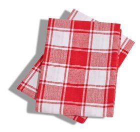 Kjøkkenhåndkle Red