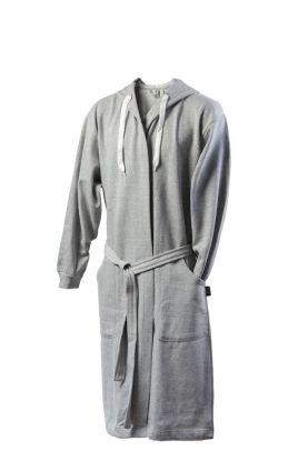 Badekåpe college Light Grey