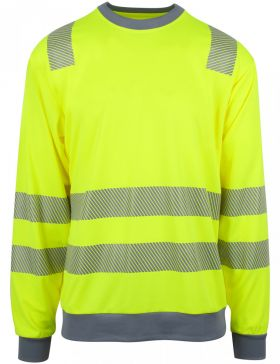 Sundsvall L/E Safety Gul