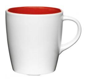 Liberica krus liten, hvit/rød innside