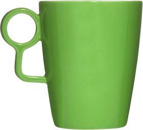 Loop krus, grønn