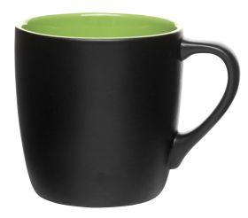 Liberica krus, svart/grønn innside