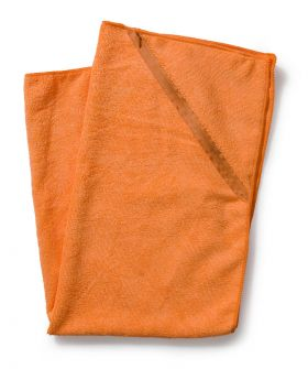Sportshåndduk med lomme liten, orange