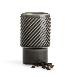 Coffee & More Lattekrus, grått