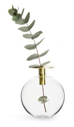 Top vase, gull