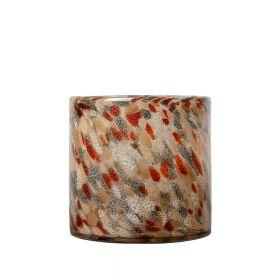 Vase/Lyslykt Calore Medium, multi.