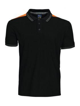 2018 Pique Black/Orange