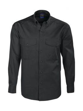 2219 Skjorte Black