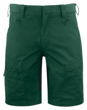 2522 SHORTS STRETCH Forest Green