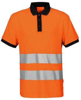 6008 Piké Kl 2 Orange/Black