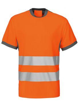 6009 T-Shirt Kl 2 Orange/Grey