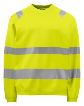 6106 Sweatshirt Kl 3 Yellow