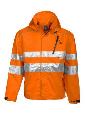 6466 Funksjonsjakke Kl 3 Orange