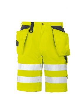 6503 Shorts Kl 2/1 Yellow/Navy