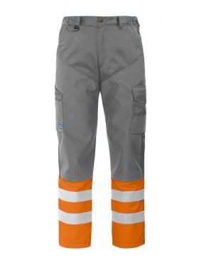 6507 Servicebukse Kl 1 Orange/Grey