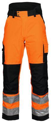6514 Vinterbukse Kl 2 Orange/Black