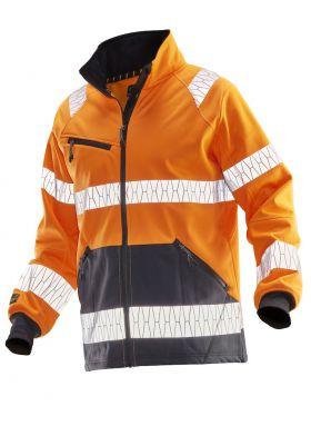 1190 Jakke Windblocker Varsel Orange/Black
