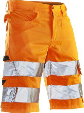 2204 Serviceshorts Varsel Orange