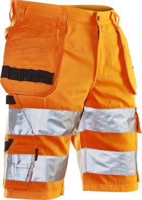 2205 Håndverksshorts varsel Orange