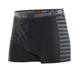 2576 Boxershorts Dry-tech™ Bamboo Black/Dark Grey