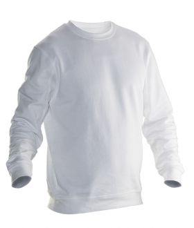 5120 Genser bomull White