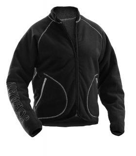 5192 Fiberpelsjakke Black/Dark Grey