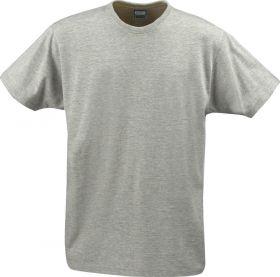 5264 T-skjorte herre Grey Melange